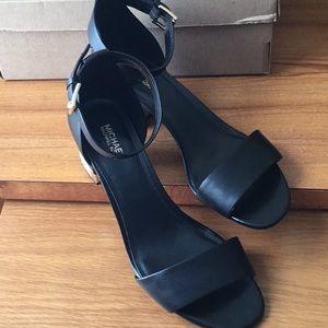 Michael Kors sandals black Size 8